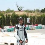 Isaac Viañes y Jorge Navarro en KSB Sport